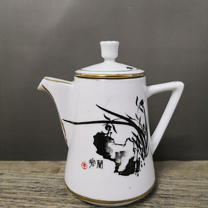 一线货源 户家所出  文革70年代  墨彩茶杯
