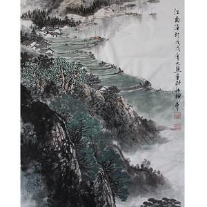 《江南渔村》