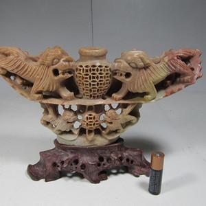 民国寿山石雕