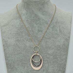 25.6克金属装饰项链