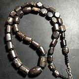 精品萨珊王朝千年陨石链子