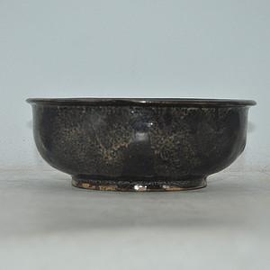 日本茶道瓷建水