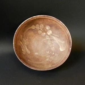 520 宋末元初吉州窑月映梅纹碗