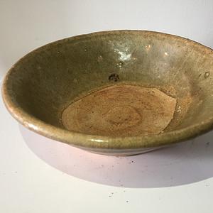 宋代 极 字款青釉碗