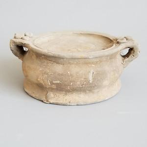 陶鼓型砚台
