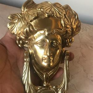 5026 百年欧洲铜鎏金辅首
