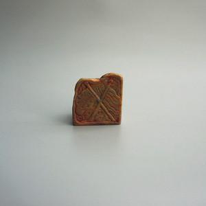 民国寿山石双面章