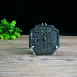 宋钱纹亚字形铜