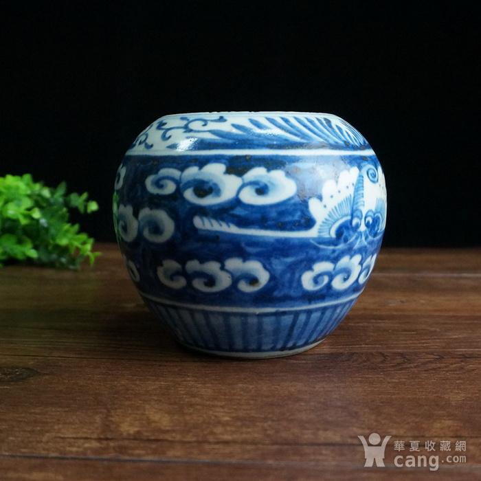 清青花罐图2
