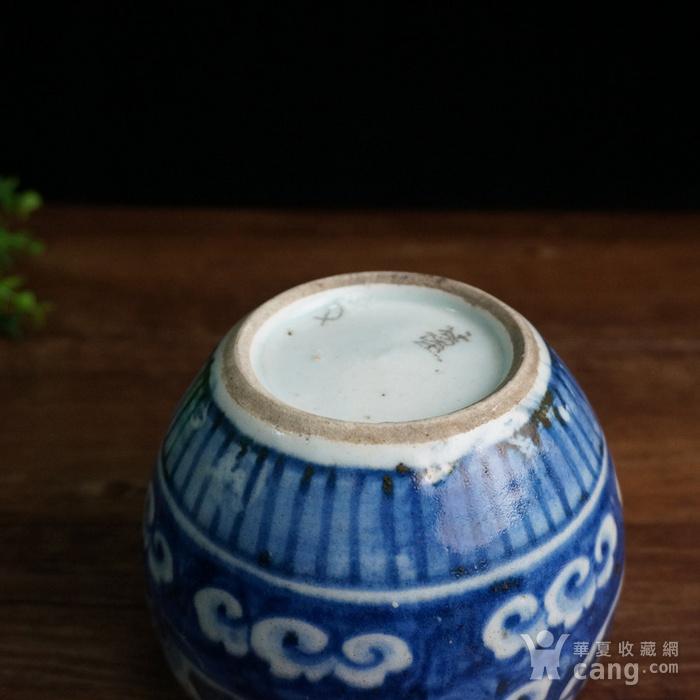 清青花罐图6