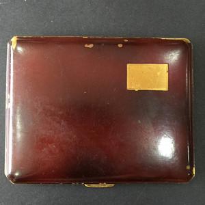 8080欧洲回流铜烟盒