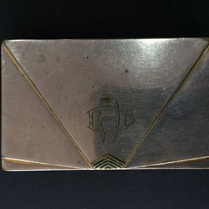 8081欧洲回流合成银烟盒