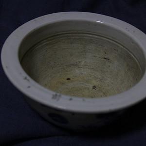 520清代青花香炉
