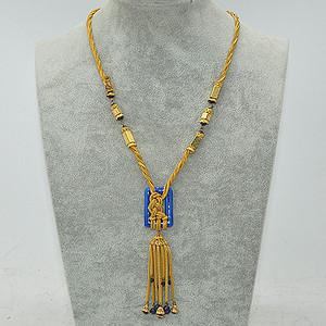 39.5克金属装饰项链