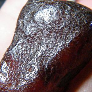 波罗的海天然老蜜蜡原石9.1克 血珀