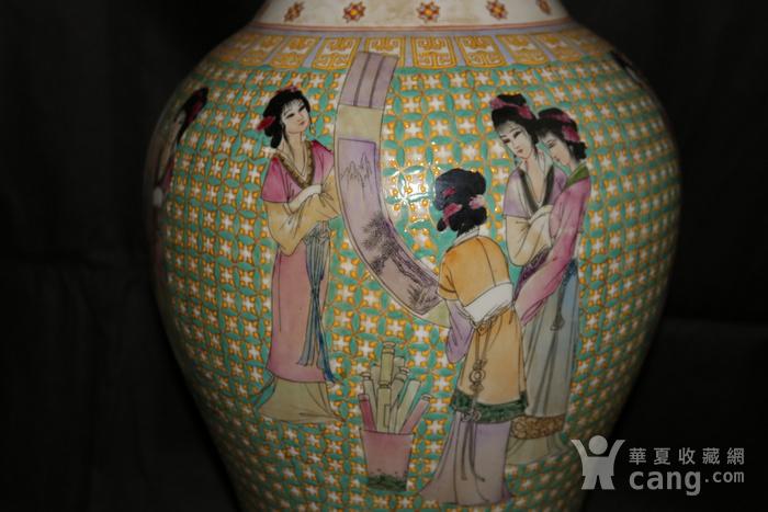 乡货精品  旧藏大赏瓶图9