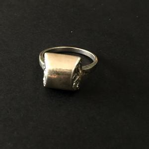 8108欧洲回流银戒指