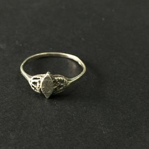 8111欧洲回流银戒指