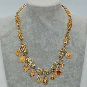 52.6克金属装饰项链
