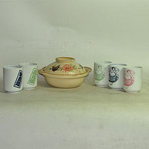 日本瓷器一套