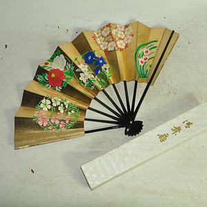 日本茶道专用清舞扇