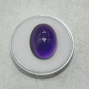 12.5克拉紫水晶戒面