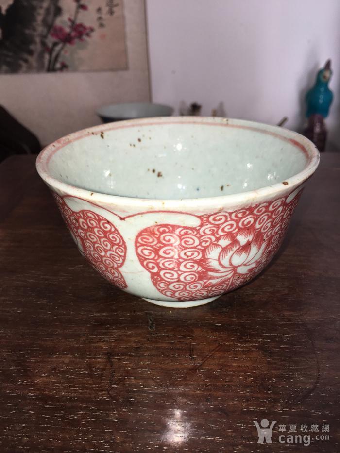 釉里红小碗图7