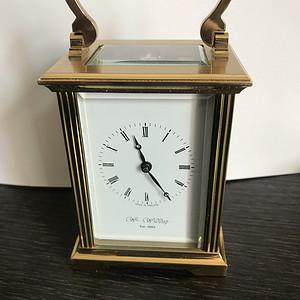 古董旅行钟