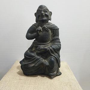 明代铜罗汉造像