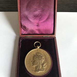 法国古董纪念币