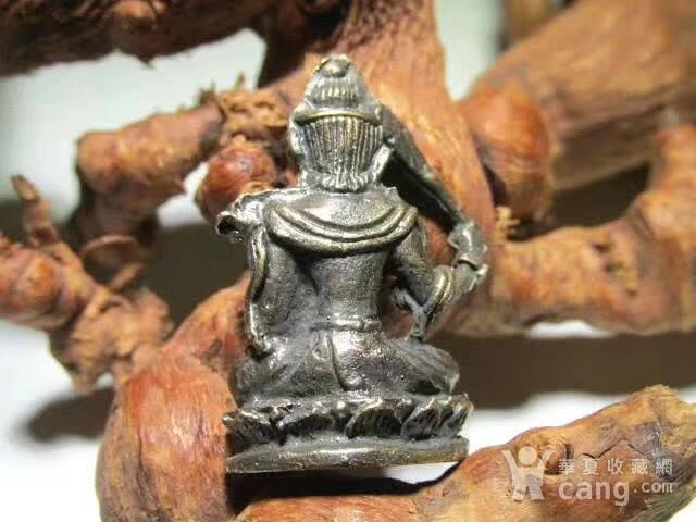 开门到代 晚清 铜质 降魔罗汉 坐像 做工精细 铸造精美 包浆老道图4