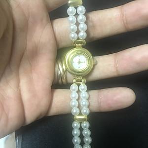 珍珠贝母手表