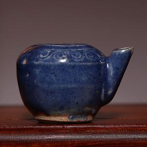 藏海淘 康熙水滴小瓷壶 无柄 HX49