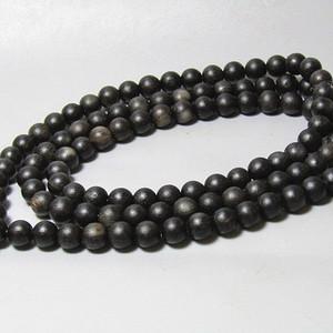 亚洲黑料 108粒 珠串 特征明显