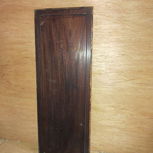 红酸枝家具板一片
