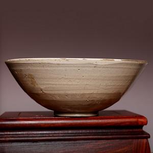 藏海淘 完好宋古瓷大碗 专家已鉴定 HX79