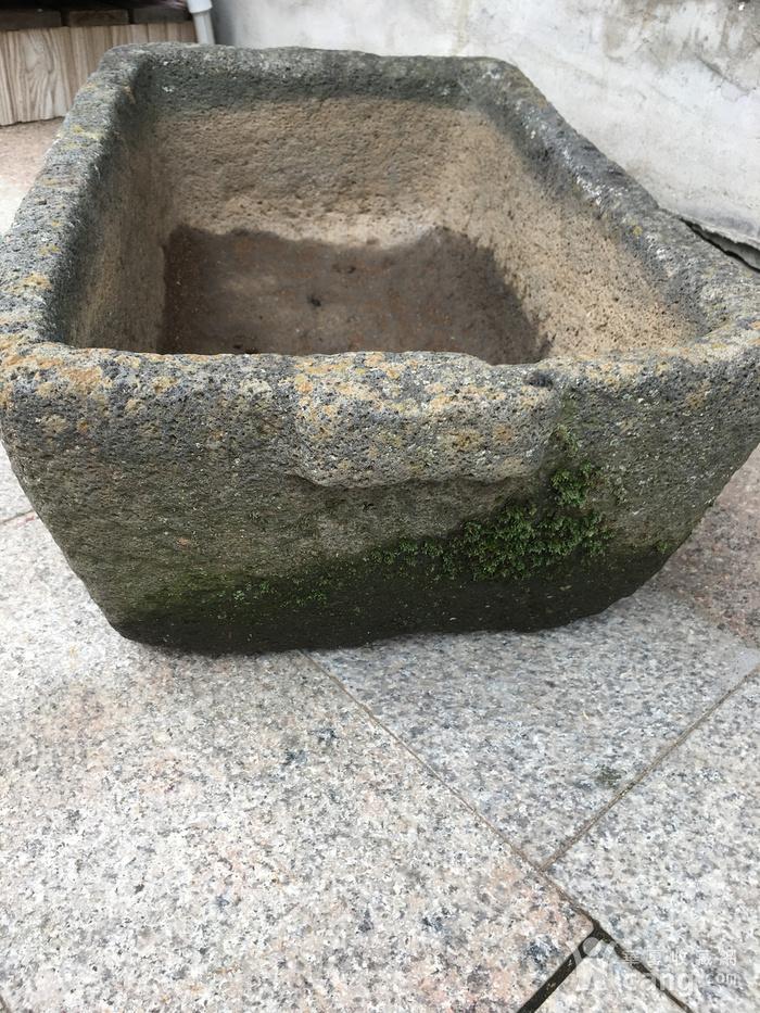 石雕花盆图5