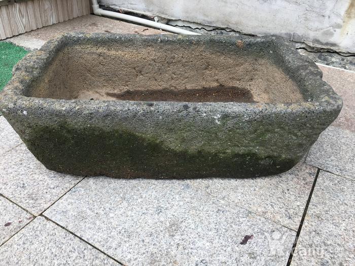 石雕花盆图9