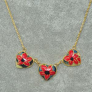 4克金属装饰项链
