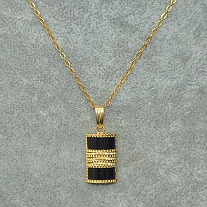 4.6克金属装饰项链