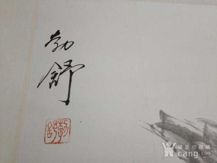 刘勃舒双马图斗方一张图4
