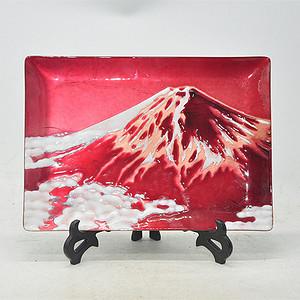 日本七宝烧赏盘