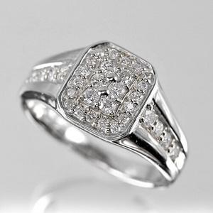 满钻大戒指
