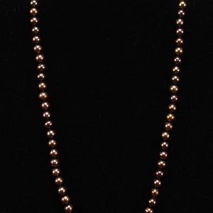 美国回流 14K金镶嵌 天然珍珠项链