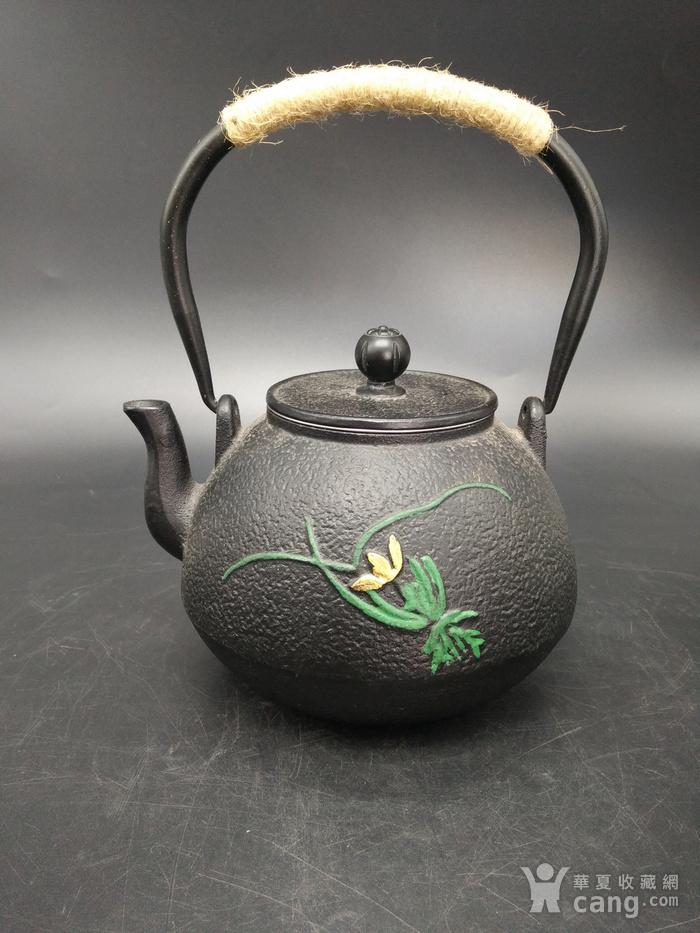 精品铁质煮茶壶图1