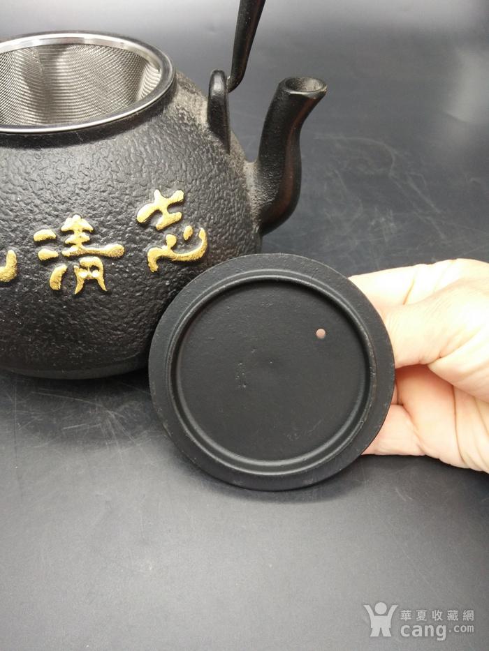 精品铁质煮茶壶图5