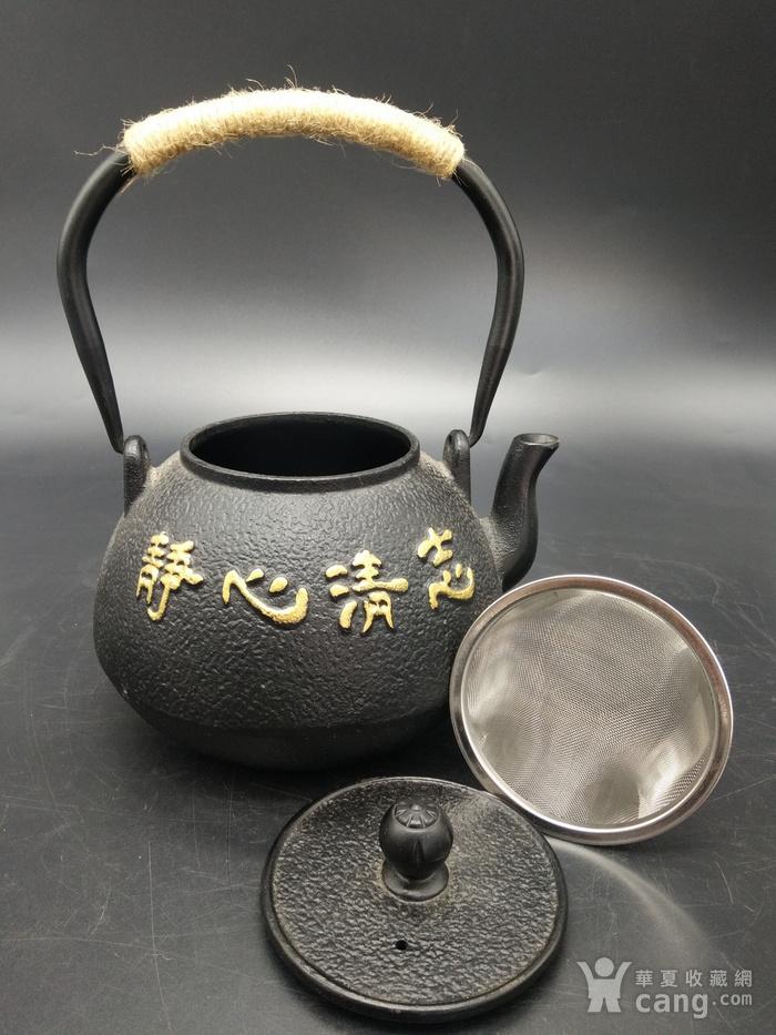 精品铁质煮茶壶图8