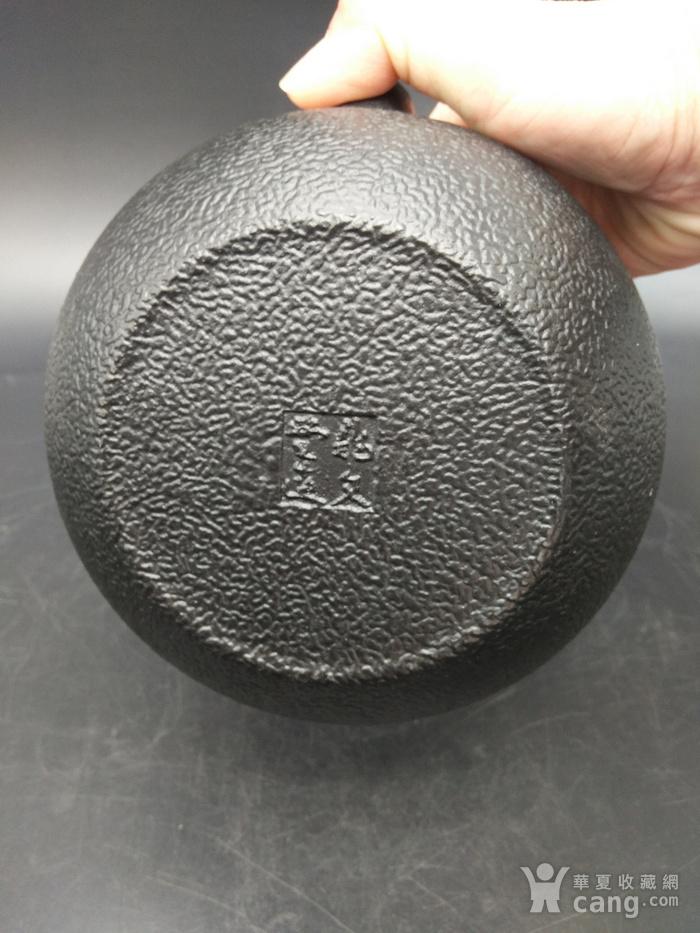 精品铁质煮茶壶图9