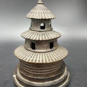 清金铜香炉
