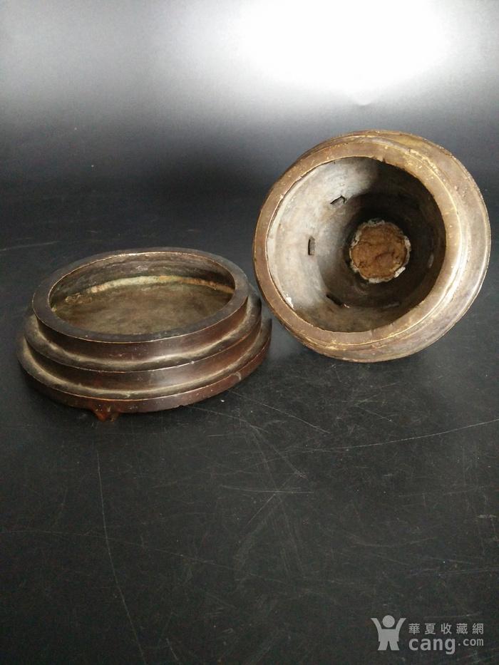 清金铜香炉图8